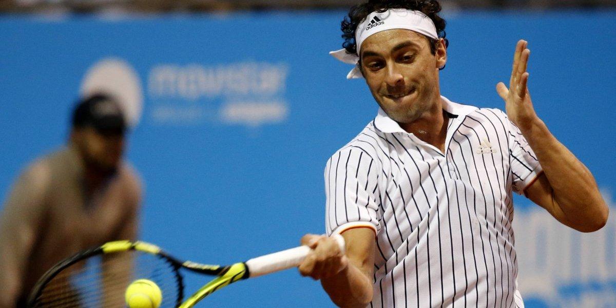Gonzalo Lama tuvo un contundente ascenso de 111 puestos en el ranking ATP