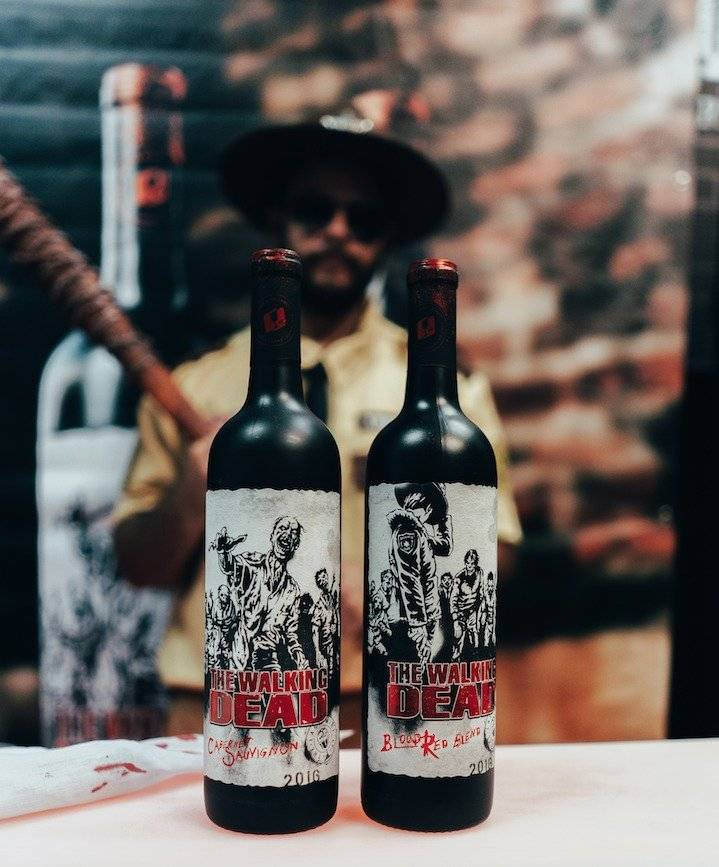 walking dead wine puerto rico