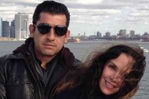 El novio de la actriz murió tras recibir cinco impactos de bala Instagram
