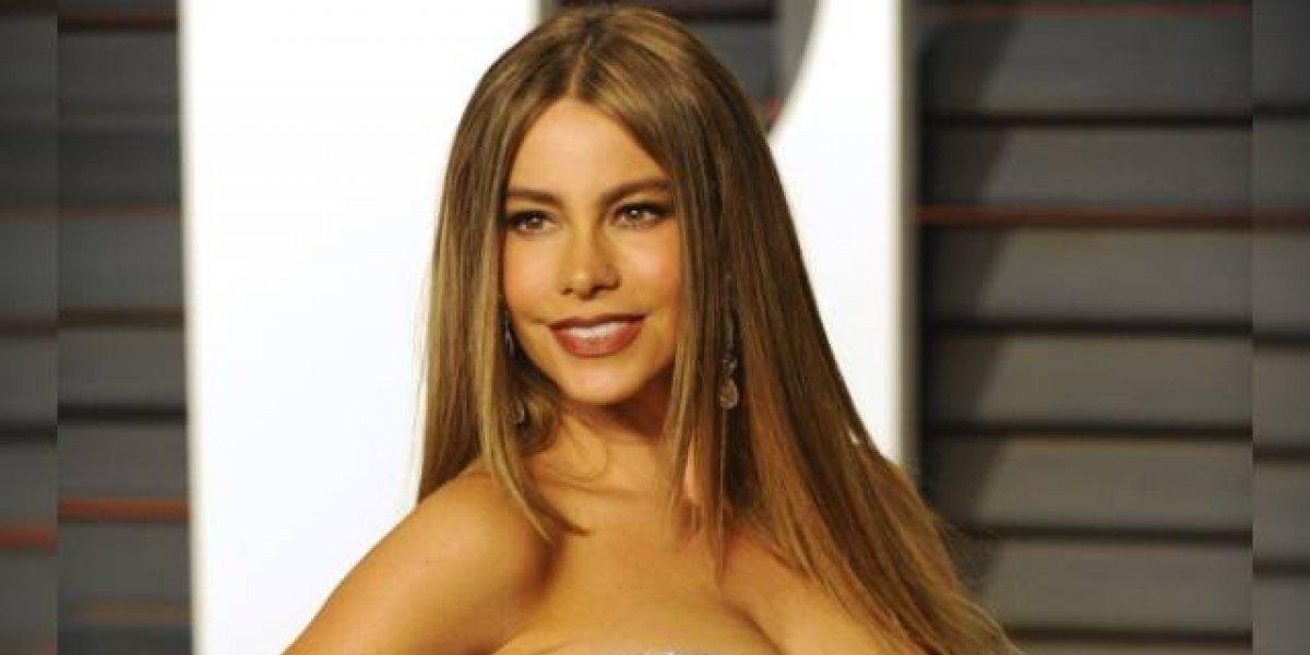 Destrozan con críticas  a Sofía Vergara por mostrar un rostro muy cambiado