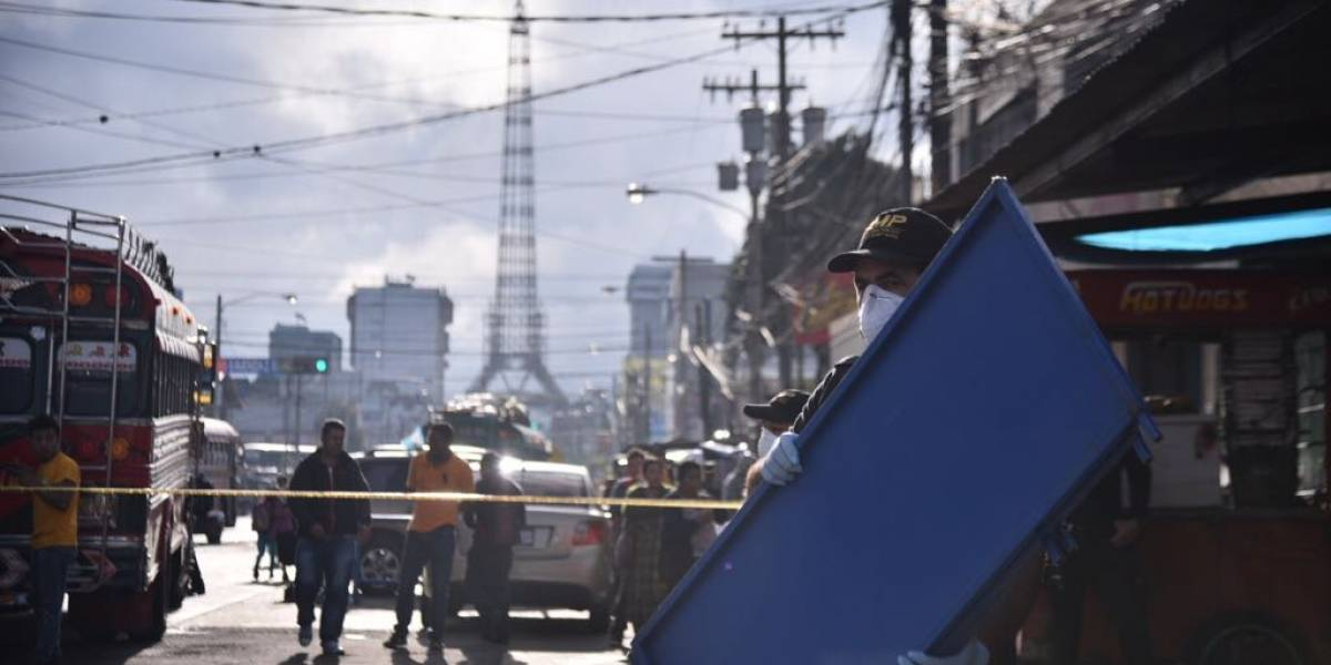 Madre de joven asesinada en zona 9 ha perdido a tres hijos en tres años por la violencia