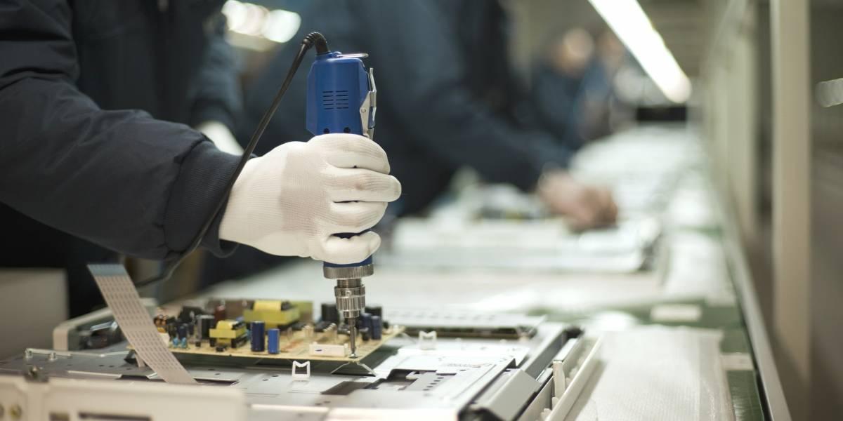 Índice de Manufactura continúa abajo en agosto y se sitúa en 57.8
