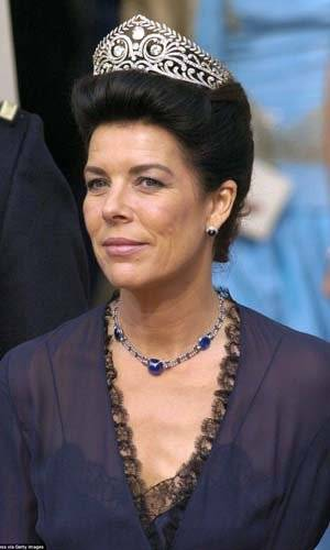 Tiara Carolina de Mónaco