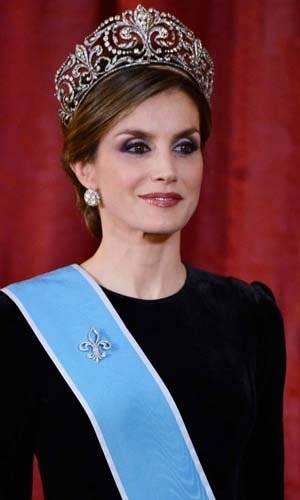 Tiara Reina Letizia