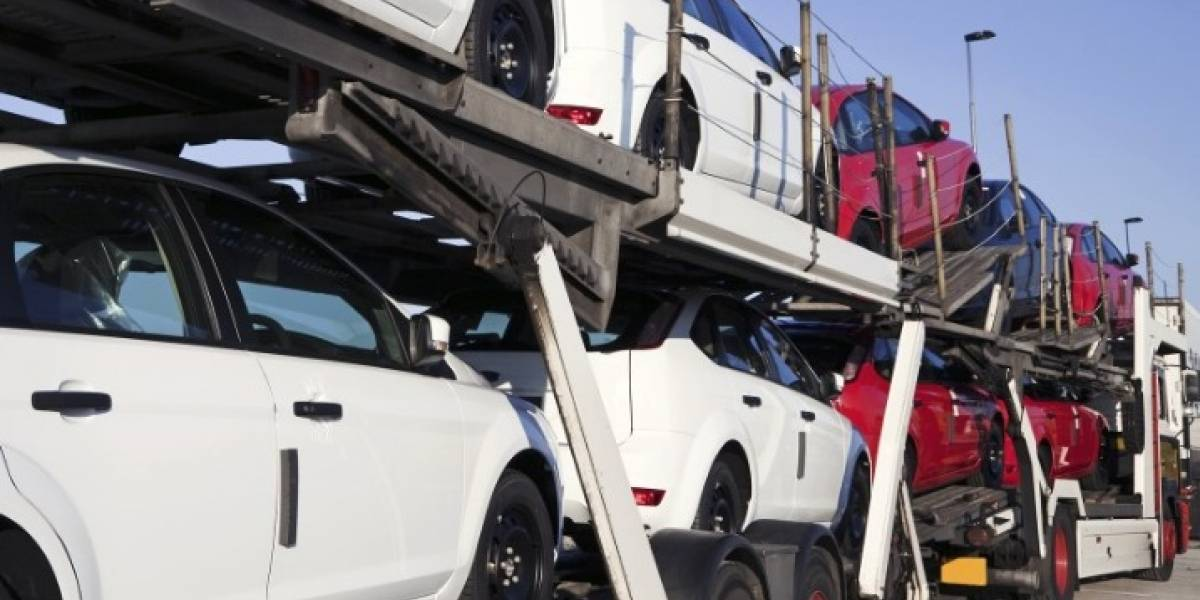 Ventas de vehículos caen 7.1% en 2018