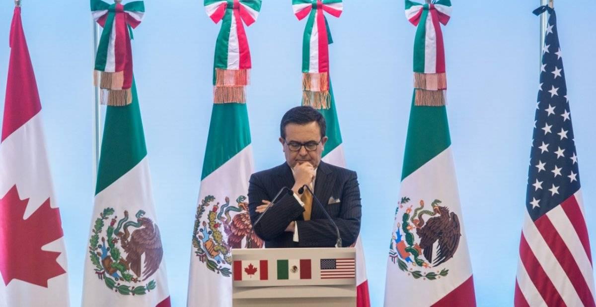 Canadá, Estados Unidos y México por fin alcanzaron un acuerdo comercial. Foto: Cuartoscuro