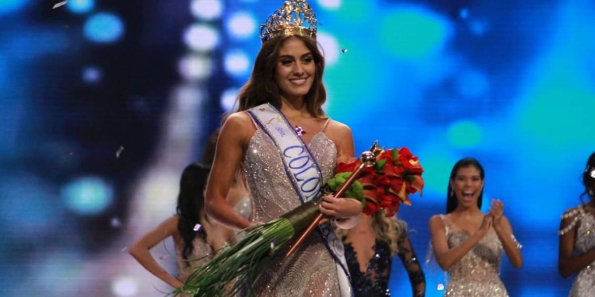 La nueva Señorita Colombia responde a críticas por polémico video