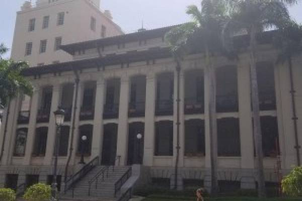 Tribunal federal del Viejo San Juan