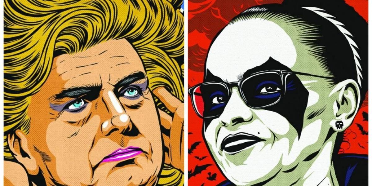 Já viu os presidenciáveis em versão cultura pop? Confira quem eles seriam na ficção