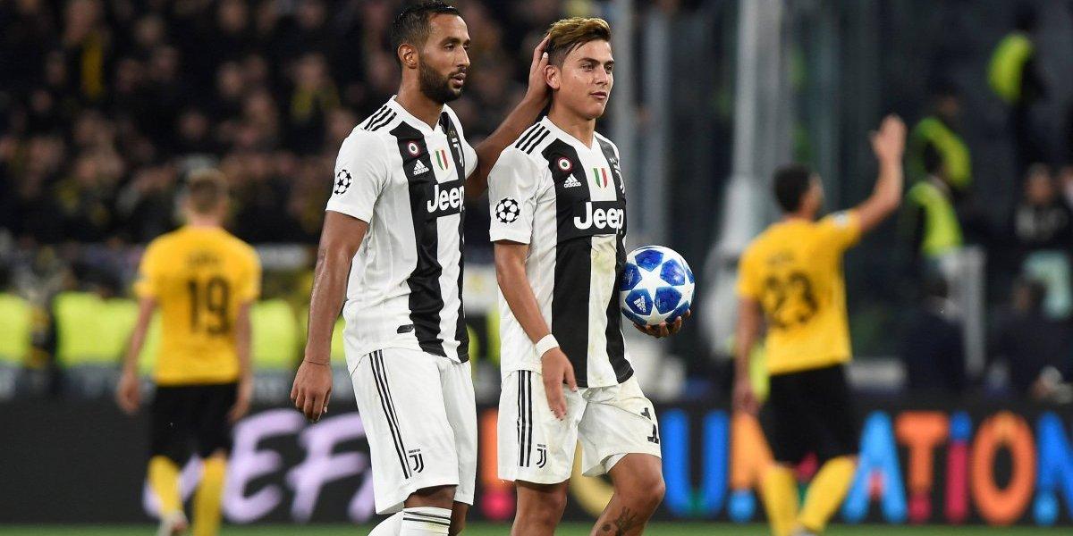 Confira como ficou a classificação da Liga dos Campeões após vitória do Juventus sobre o Young Boys