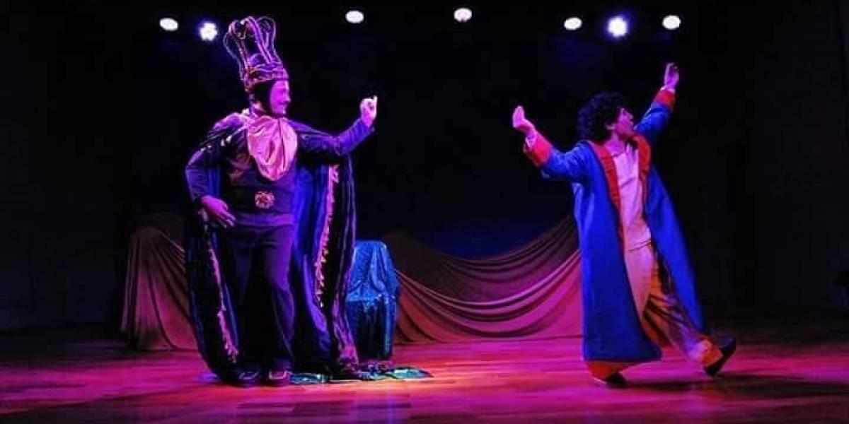El Principito Inclusivo: la obra de teatro que mezcla voz y lengua de señas