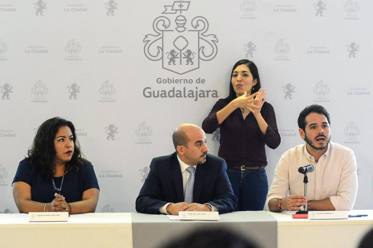 Termina la construcción del gabinete del ayuntamiento de Guadalajara