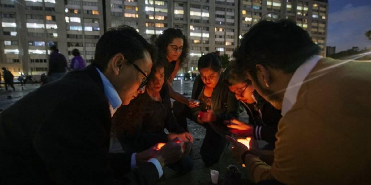 VIDEO. Sobrevivientes conmemoran 50 aniversario de la masacre de Tlatelolco