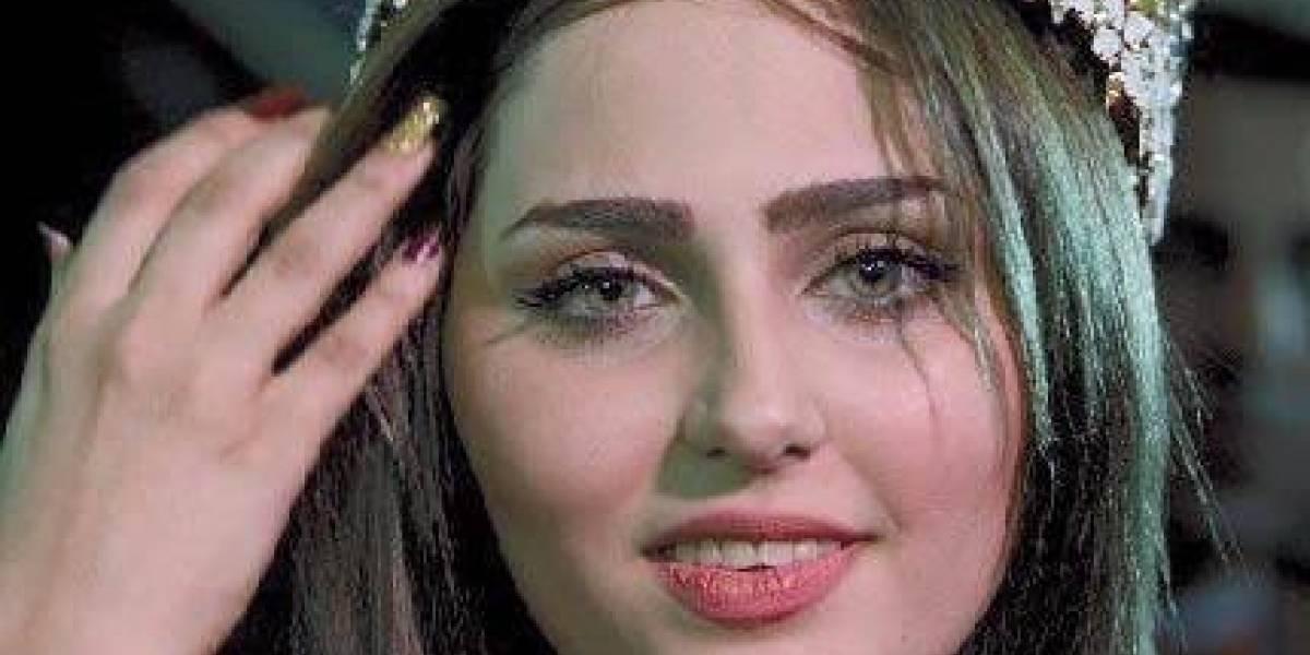 """""""Eres la siguiente"""": Miss Irak recibe amenazas de muerte en medio de una serie de extrañas muertes de mujeres"""