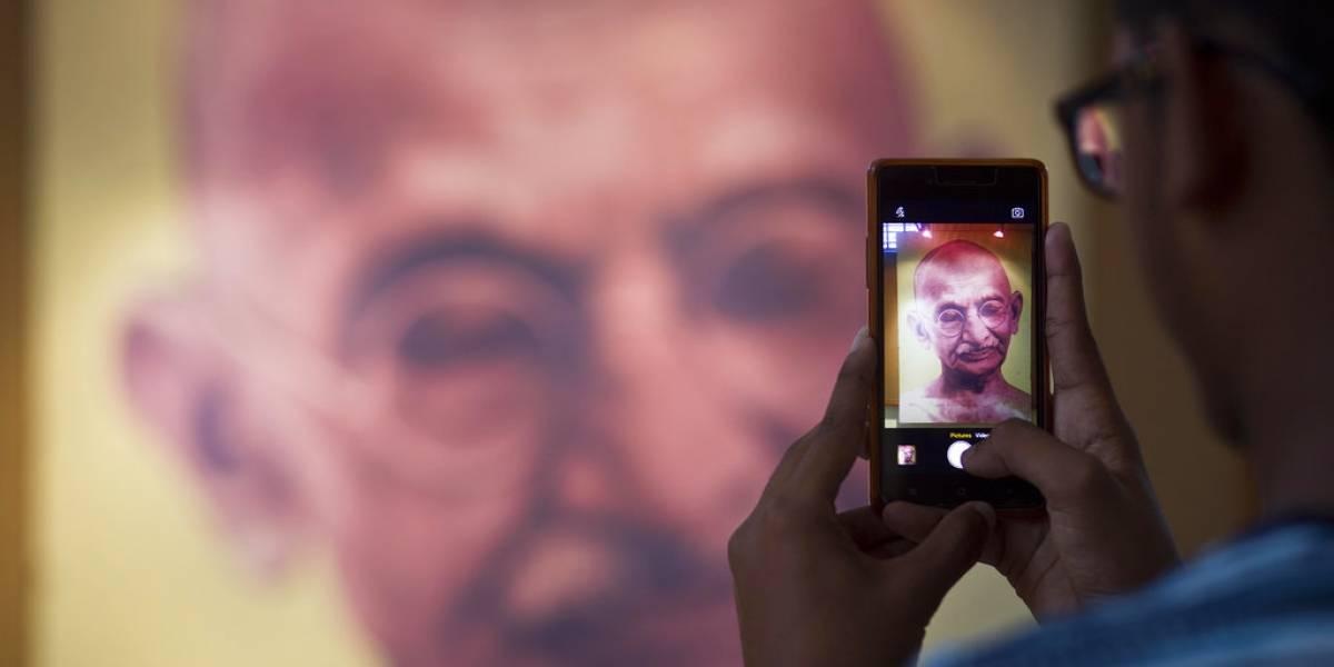 10 frases para recordar a Mahatma Gandhi