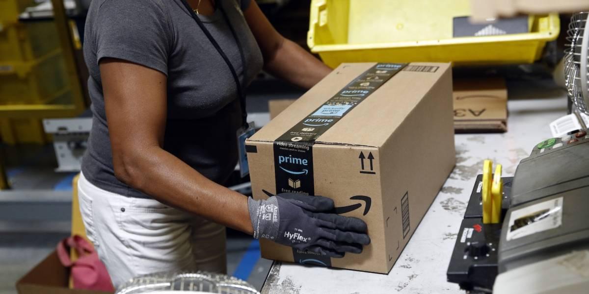 ¿Cuánto ganan los trabajadores de Amazon en Estados Unidos?
