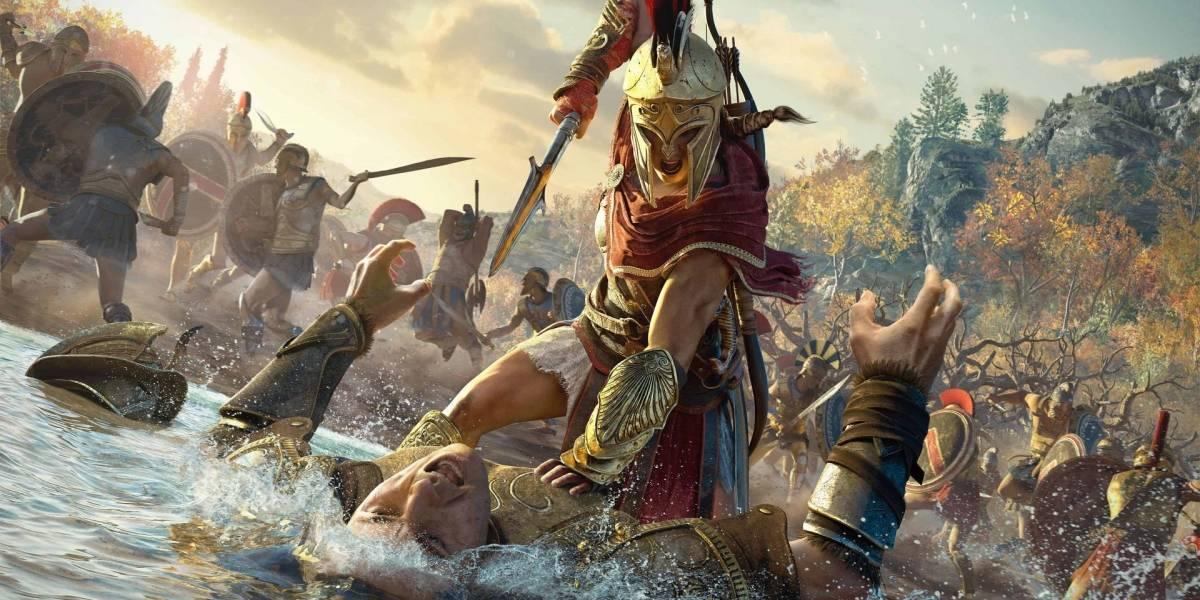 Assassin's Creed Odyssey: Una odisea épica en la Antigua Grecia [FW Labs]