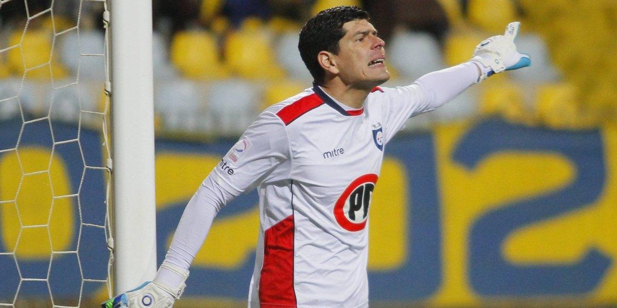 Carlos Lampe es la carta de Boca Juniors para reemplazar al lesionado Andrada