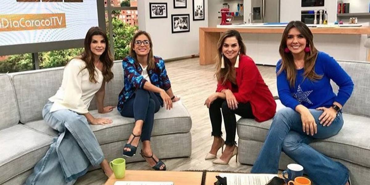 Polémica en redes por ausencia de Carolina Cruz en 'Día a Día'