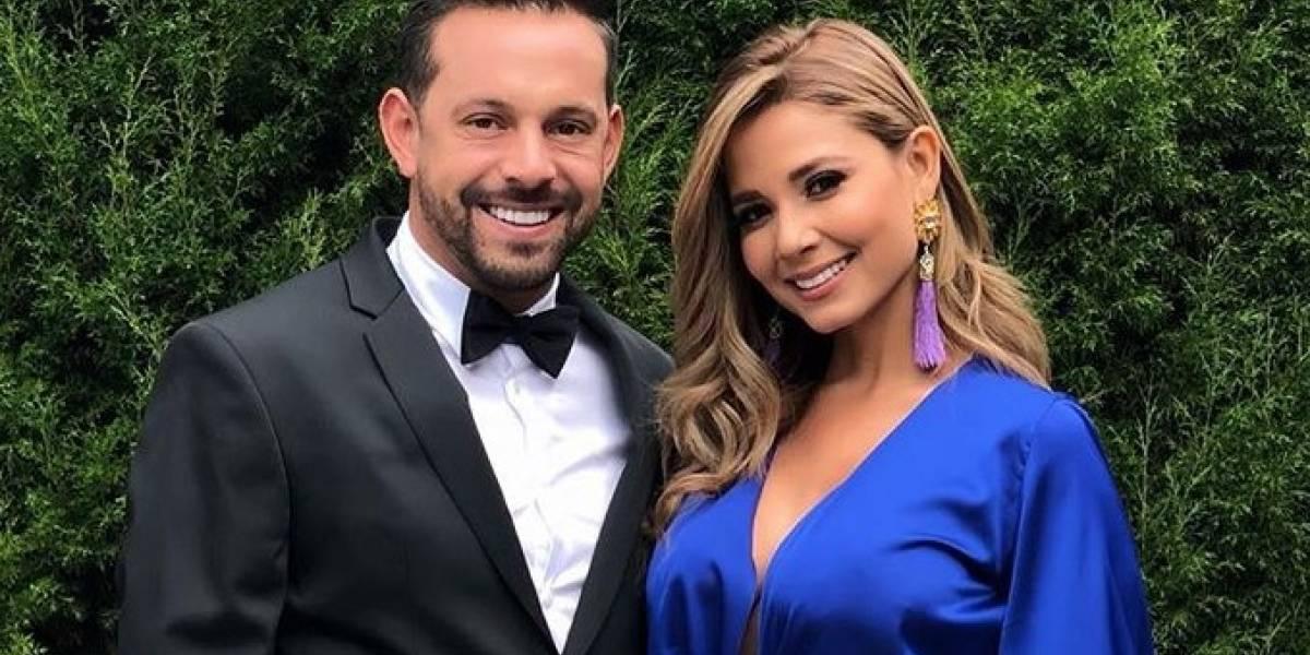 Melissa Martínez y Matías Mier se comprometieron