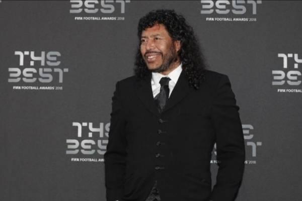 Higuita respondió a las críticas por ropa en The Best