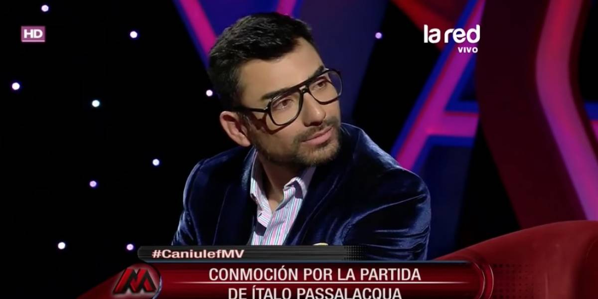 "Errático comportamiento de Andrés Caniulef en ""Mentiras Verdaderas"" preocupa a televidentes"