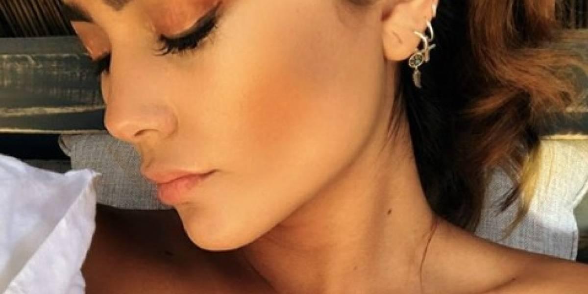 Camila Recabarren cuenta entre lágrimas que lleva un año recibiendo amenazas