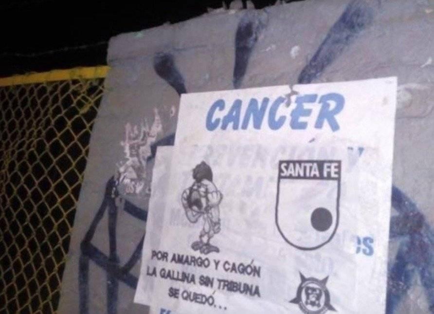 Imagen de Santa Fe a Millonarios