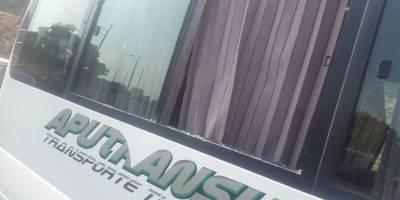 Bus con hinchas de Liga de Quito fue atacado con piedras