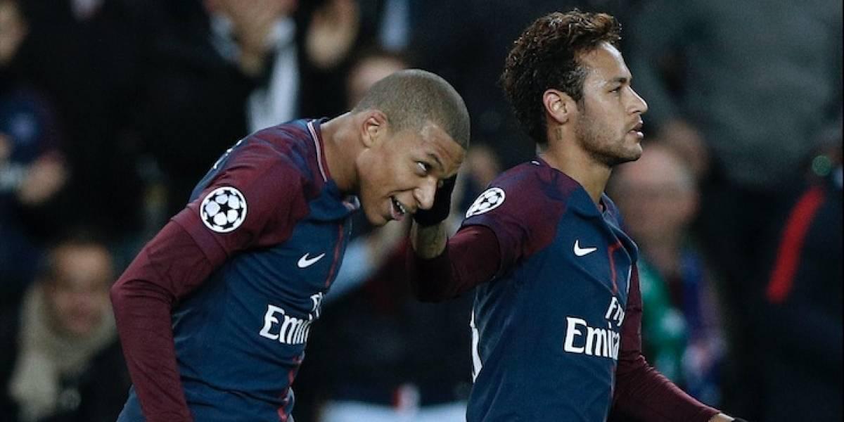 PSG vs Estrella Roja: Neymar, Mbappé y compañía necesitan despertar