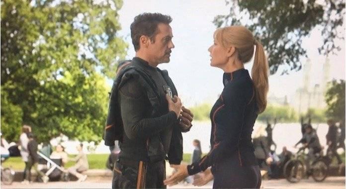 """Este es el error más reciente detectado en la película """"Avenges: Infinity War"""""""