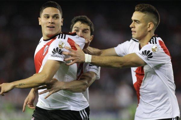 Goles de River vs Independiente en la Copa Libertadores