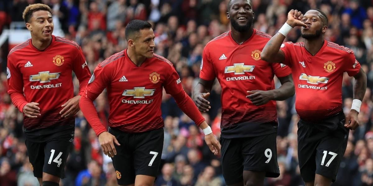 Un Manchester United bastante golpeado recibe al Valencia