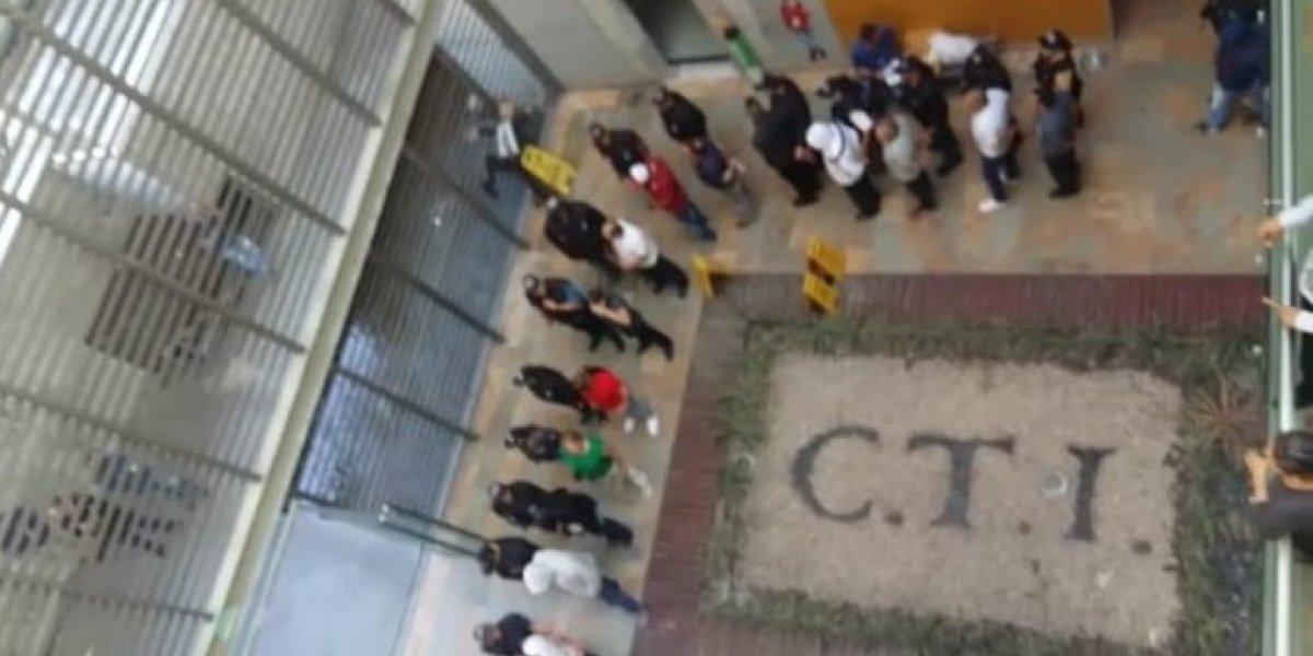 Capturaron 19 funcionarios de la Secretaría de Movilidad de Bello