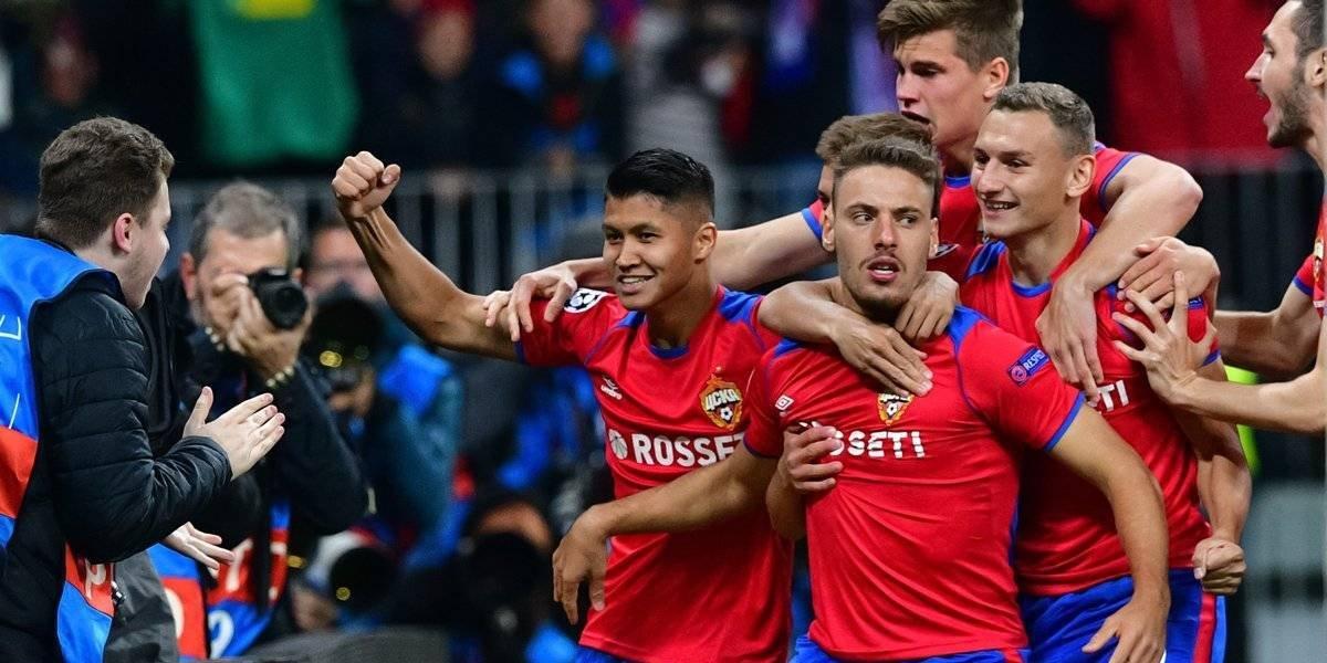 Real Madrid cae sorpresivamente ante el CSKA Moscú