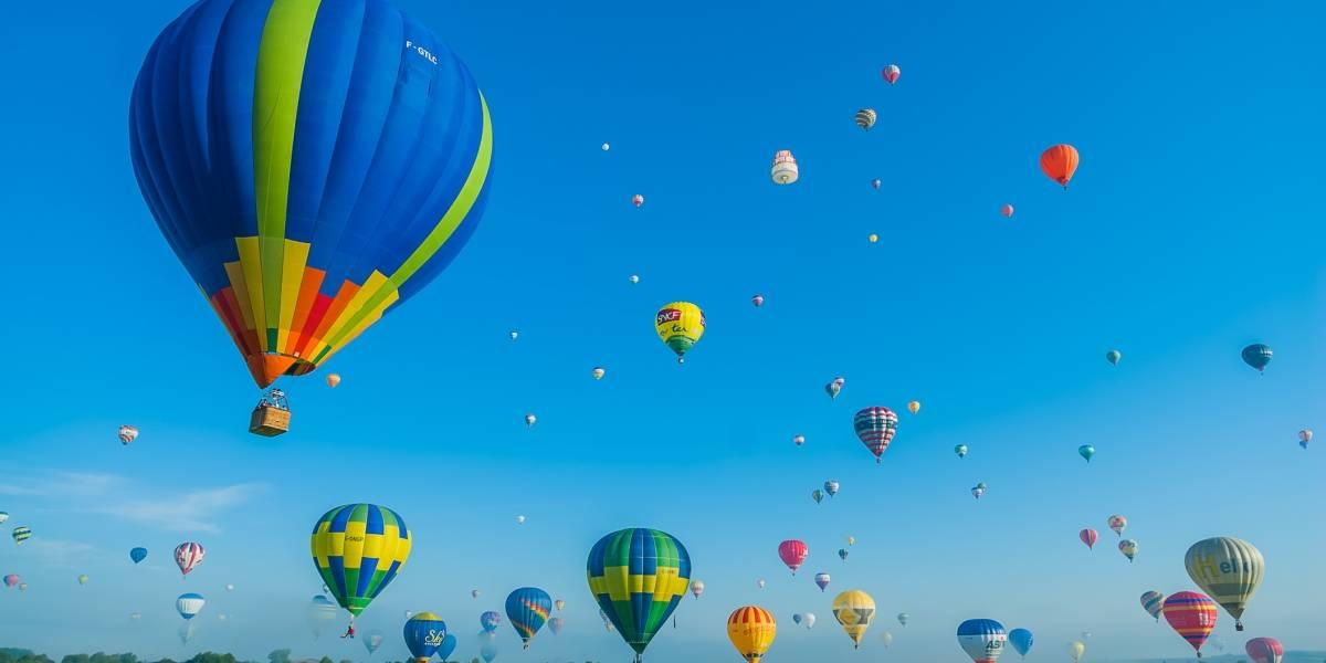 Vuela en globo y contempla la belleza del pueblo mágico de Jerez