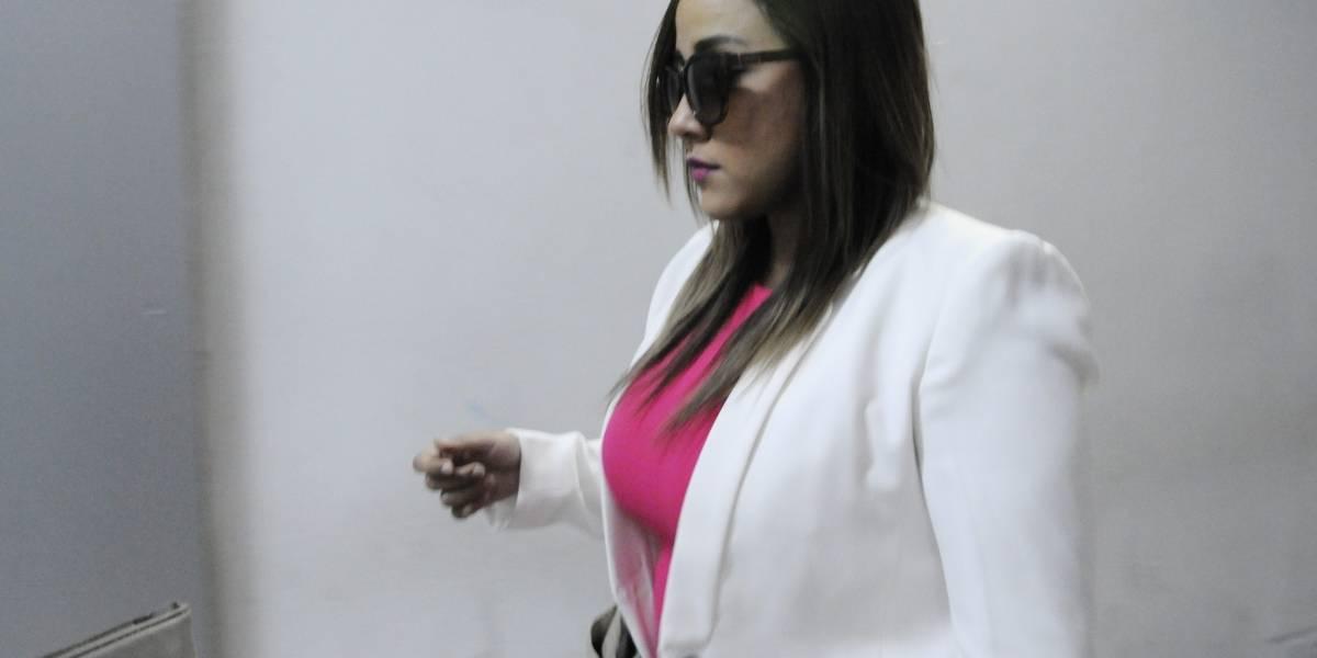 Así luce ahora la exjueza Lorena Collantes, a dos años de que se hiciera viral