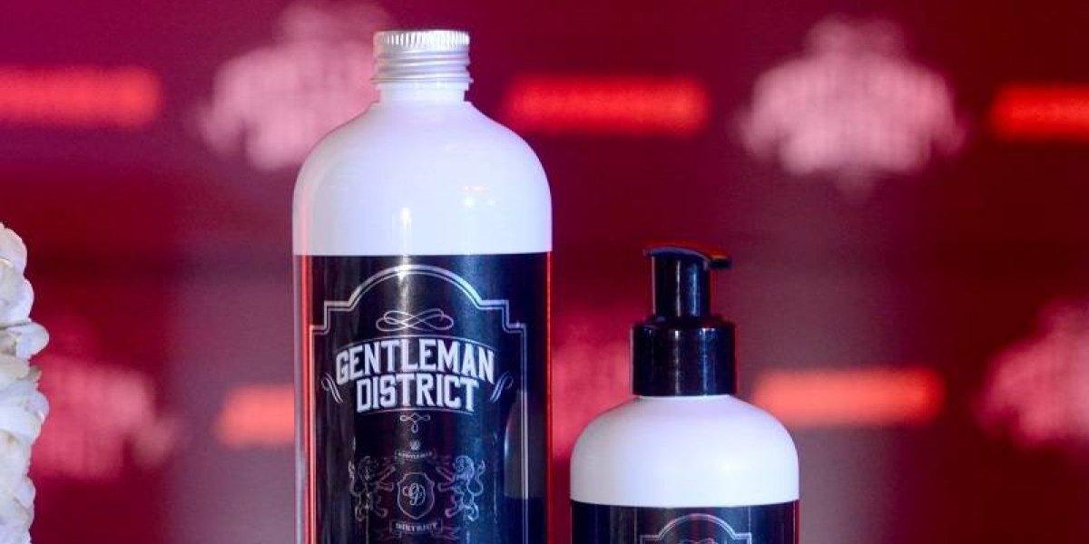 Presentan línea de productos masculino 'Gentleman District'