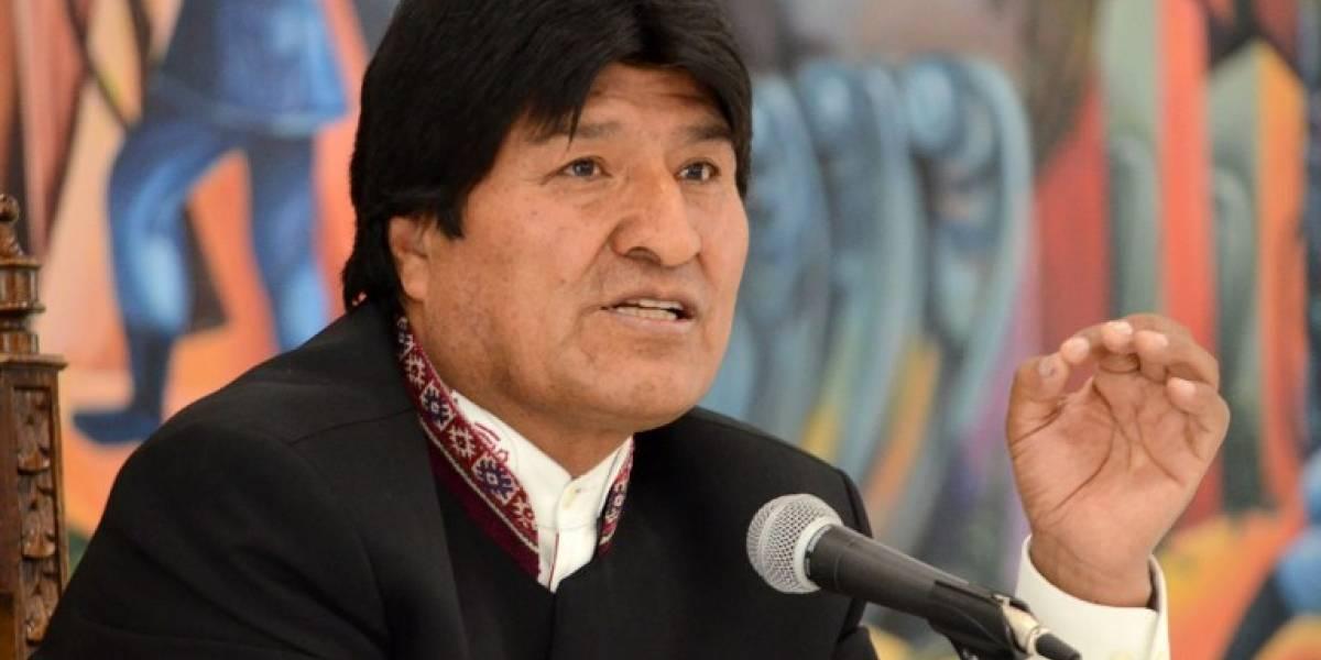 Evo Morales advierte que reclamará a La Haya por fallo sobre salida al mar