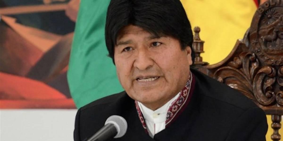 """Bolivia invita a Chile a """"reiniciar el diálogo"""" de situación marítima"""
