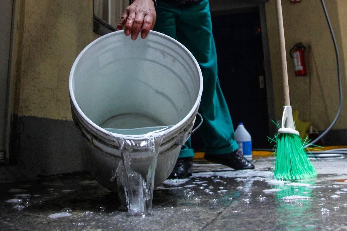 En los próximos días habrá un recorte en el suministro de agua. Foto: Cuartoscuro