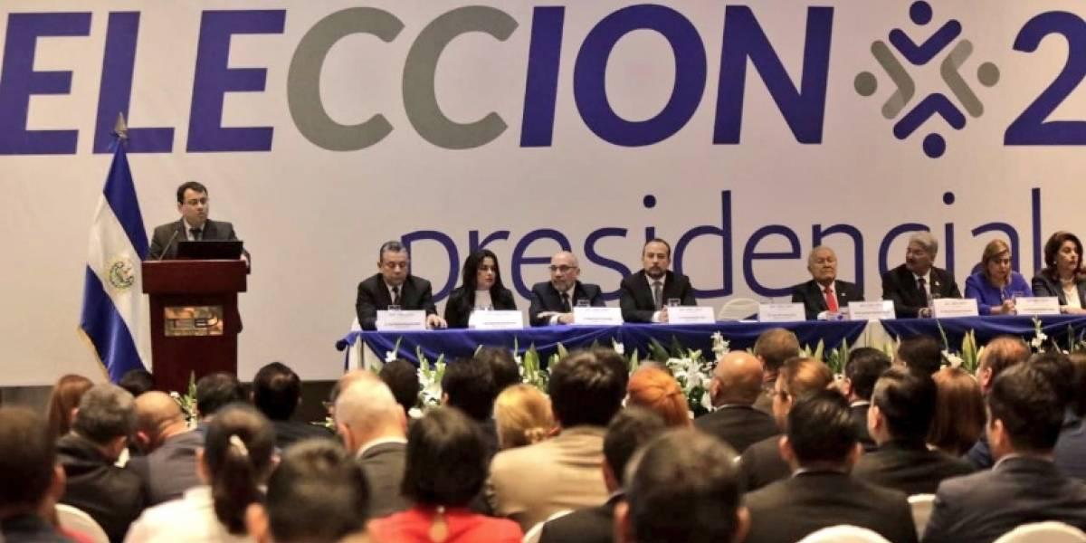 El Salvador: TSE convoca a elecciones de 2019