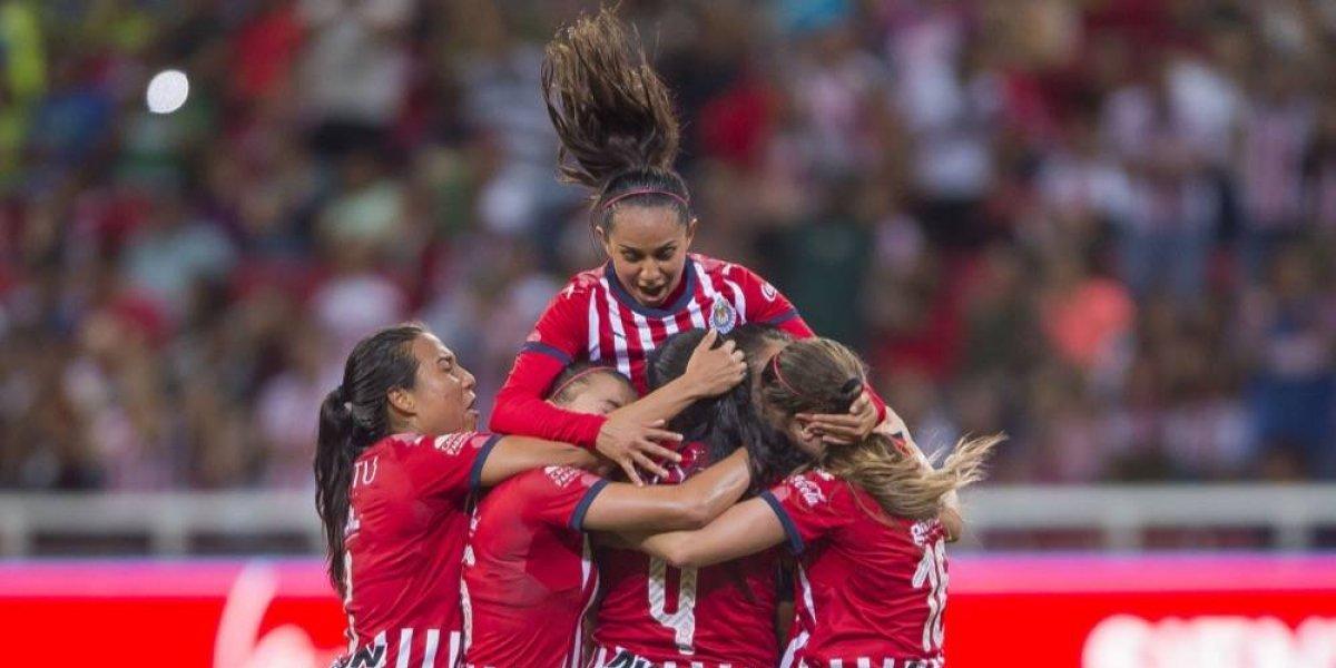 "Chivas femenil afirma ser ""serio candidato al título"""