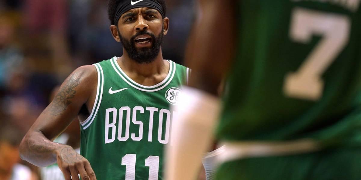 Estrella de la NBA se arrepiente de su teoría de la tierra plana y le pide perdón a los científicos