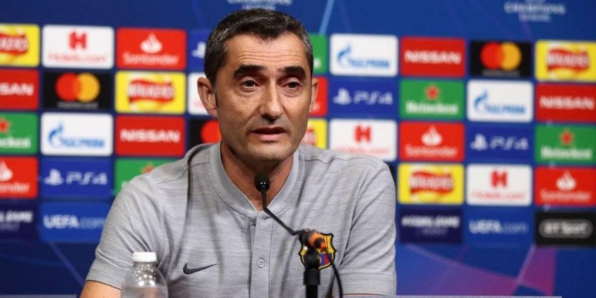 """Valverde responde a Klopp que """"ninguneó"""" el Camp Nou: """"Al final el partido se juega con dos arcos y 22 jugadores"""""""