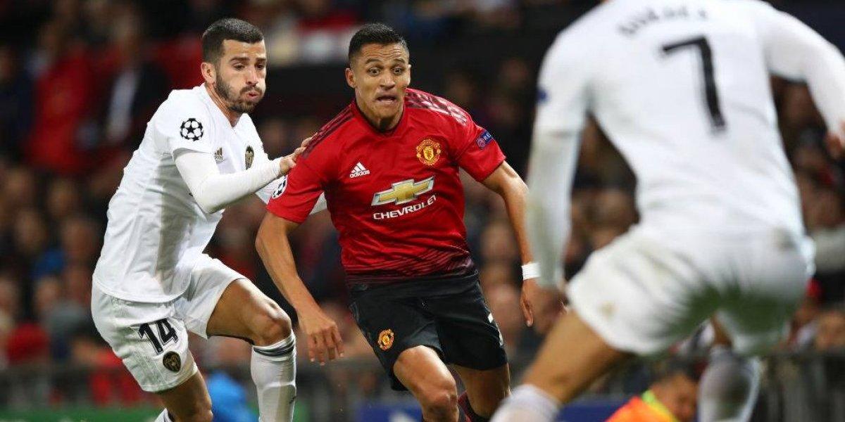 La increíble apuesta que ganó Alexis Sánchez por el despido de Mourinho en Manchester United