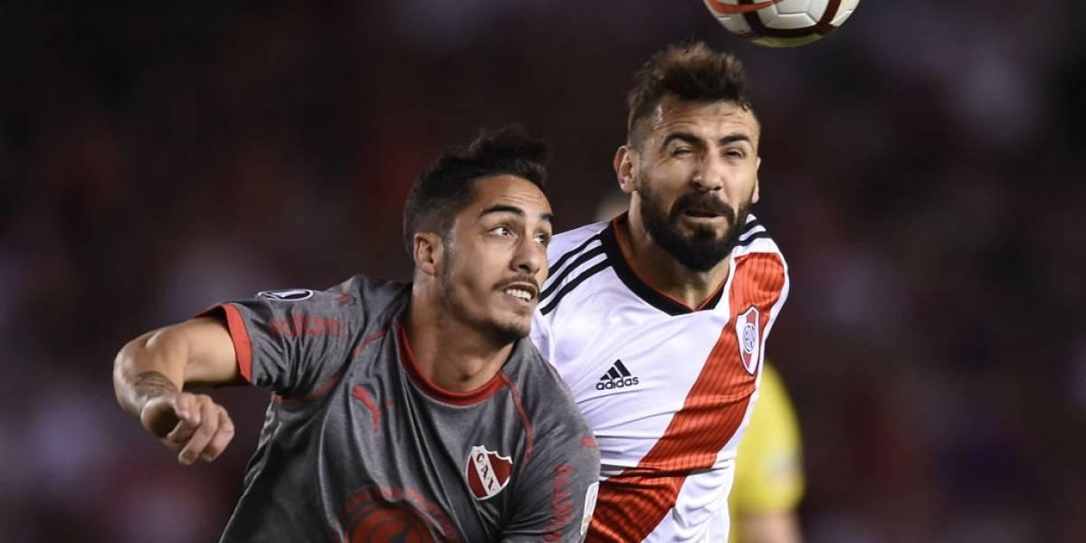 Minuto a minuto: El Independiente de los chilenos enfrenta a River buscando las semis de Libertadores