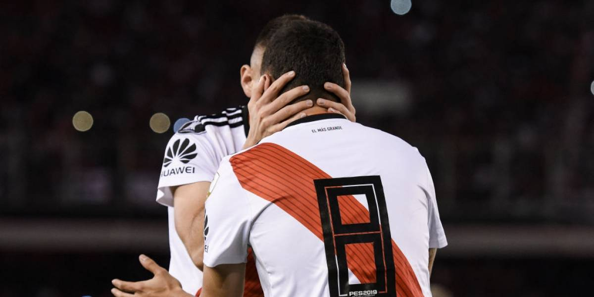 River Plate impuso su jerarquía y dejó fuera de la Copa Libertadores al Independiente de Hernández y Silva