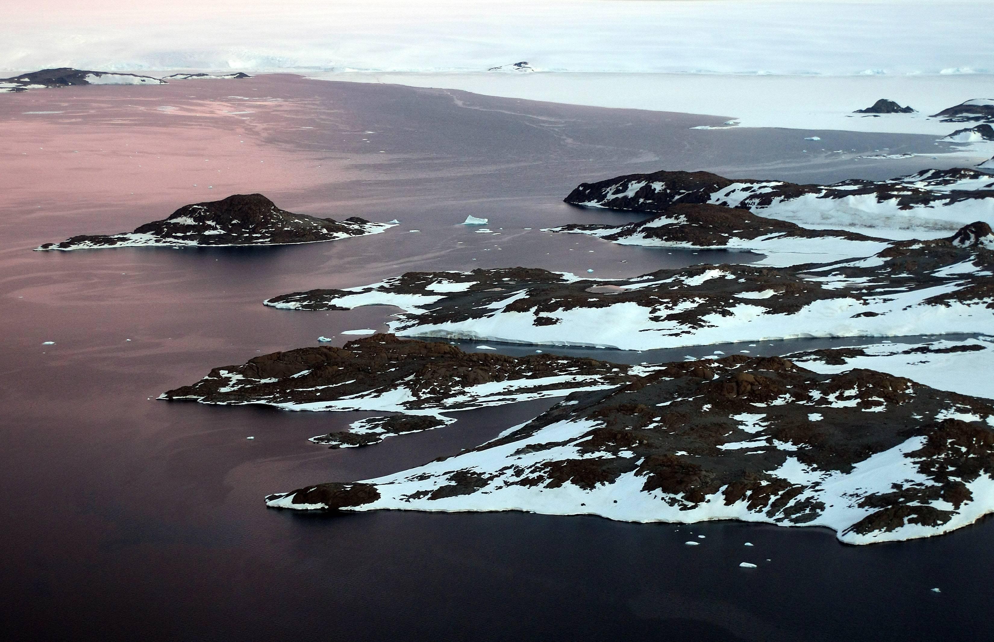 Radiación encontrada en la Antártida podría cambiar la forma en como está planteada la física moderna