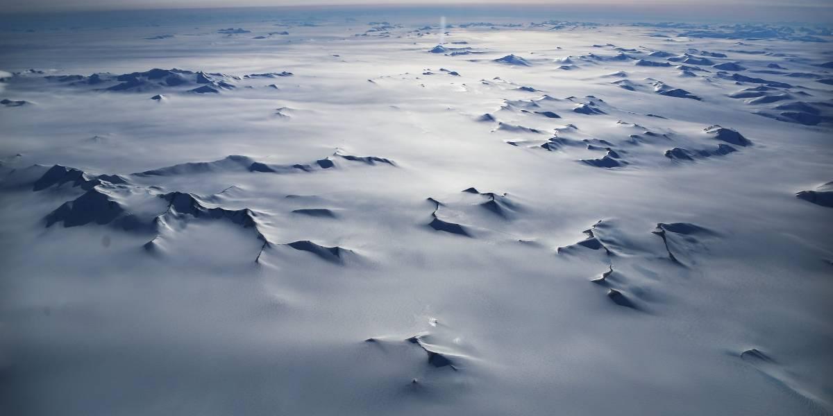 Radiación encontrada en la Antártida podría cambiar la visión de cómo está planteada la física moderna